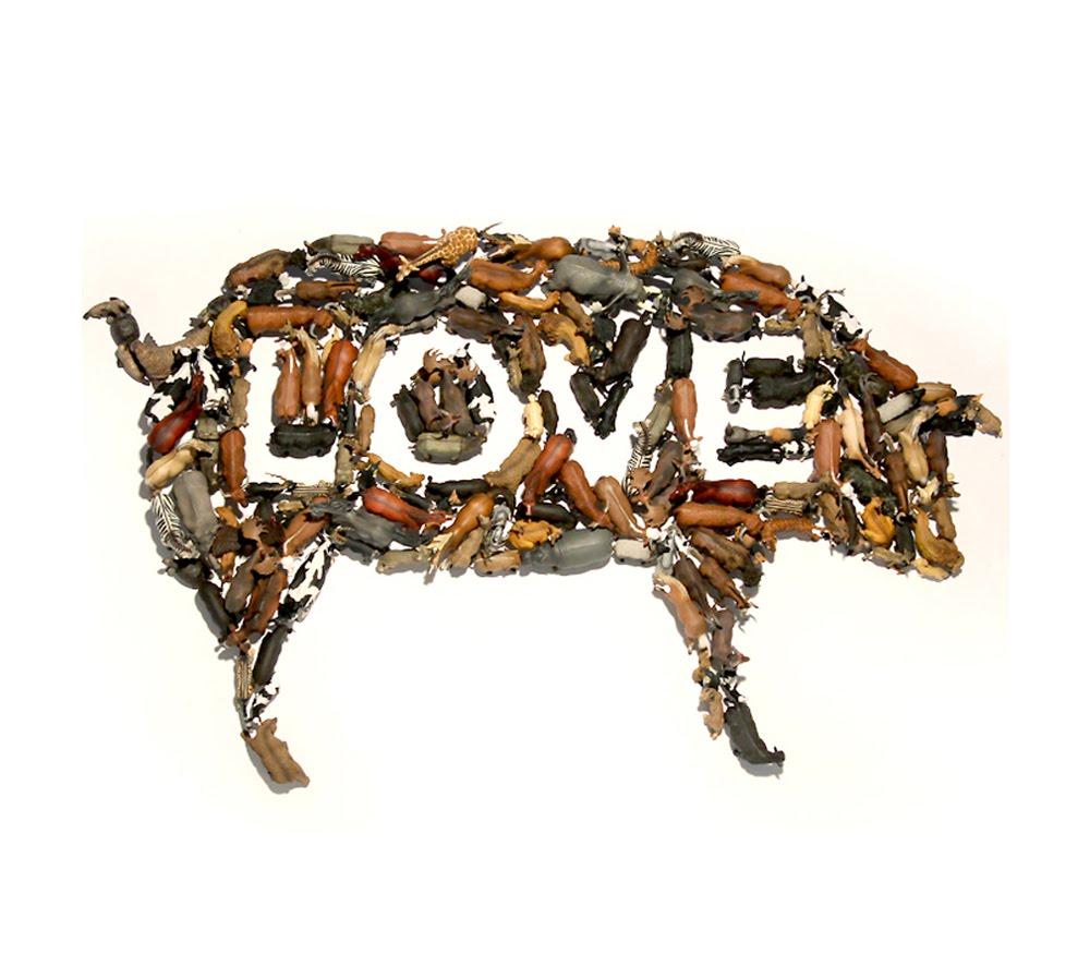 Eugenio Rivas PIG LOVE