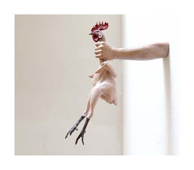 Eugenio Rivas_Plucked Cock