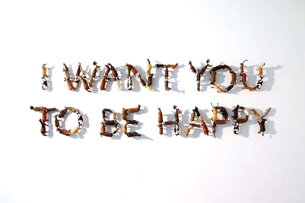 """I Want You To Be Happy"" Eugenio Rivas"