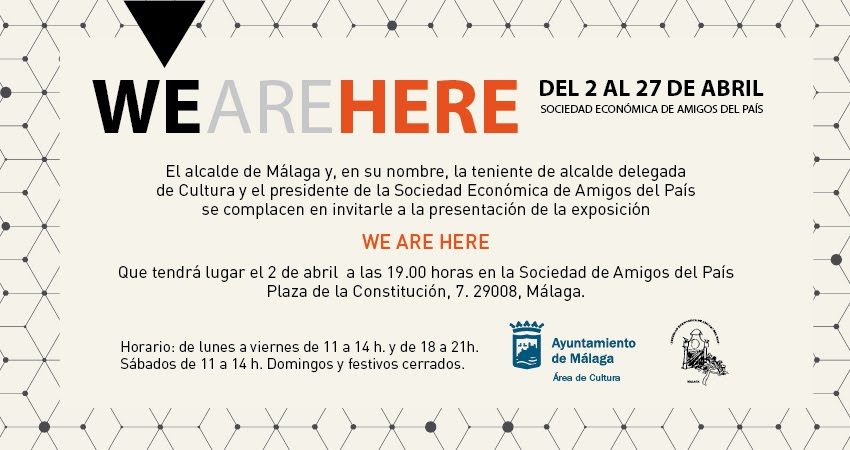 Eugenio Rivas_We Are Here_La Económica Malaga