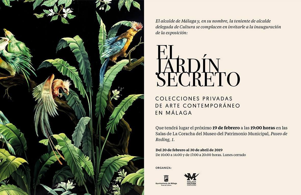 Eugenio Rivas_El jardin secreto_MUPAM malaga