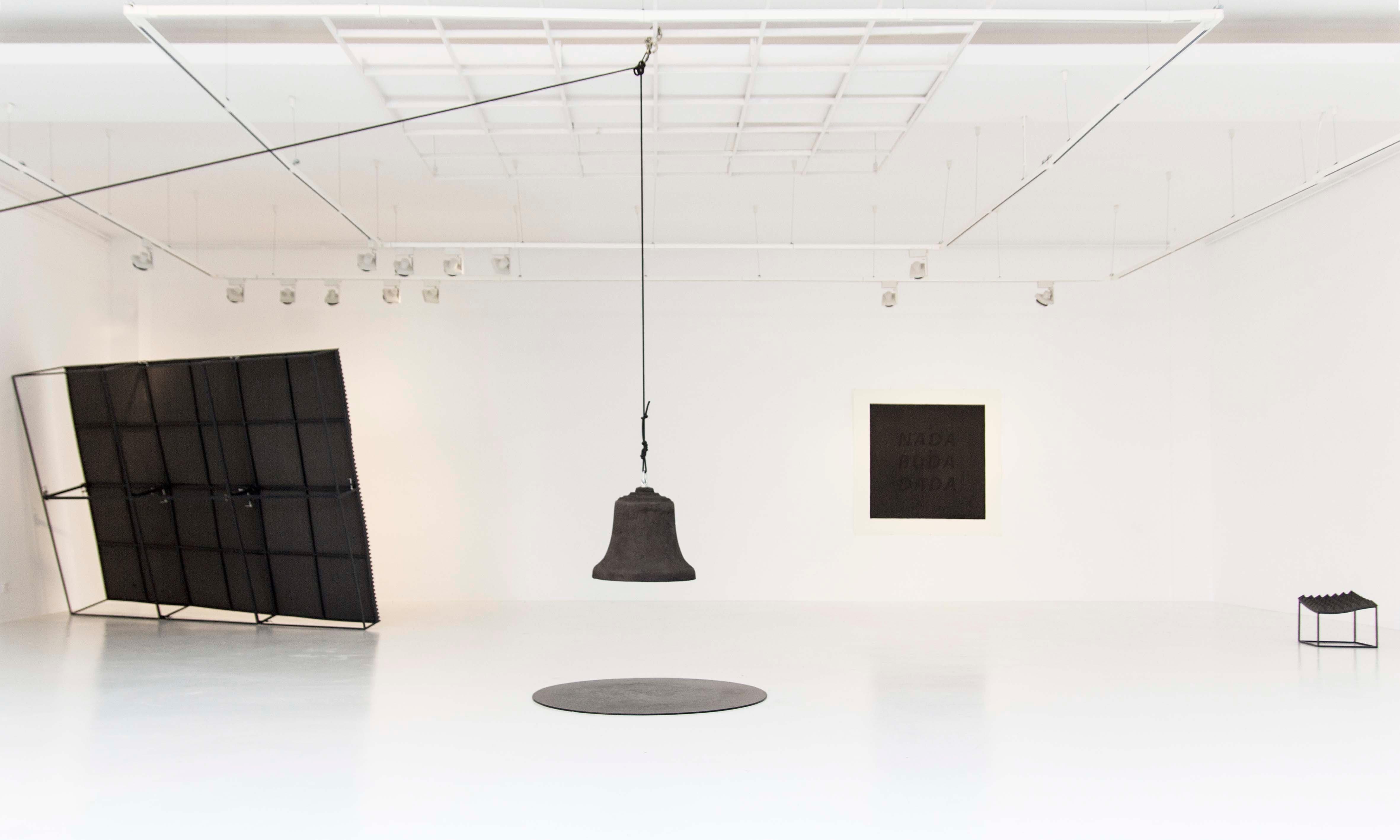 Eugenio Rivas_Estructura II. Paisaje de silencio