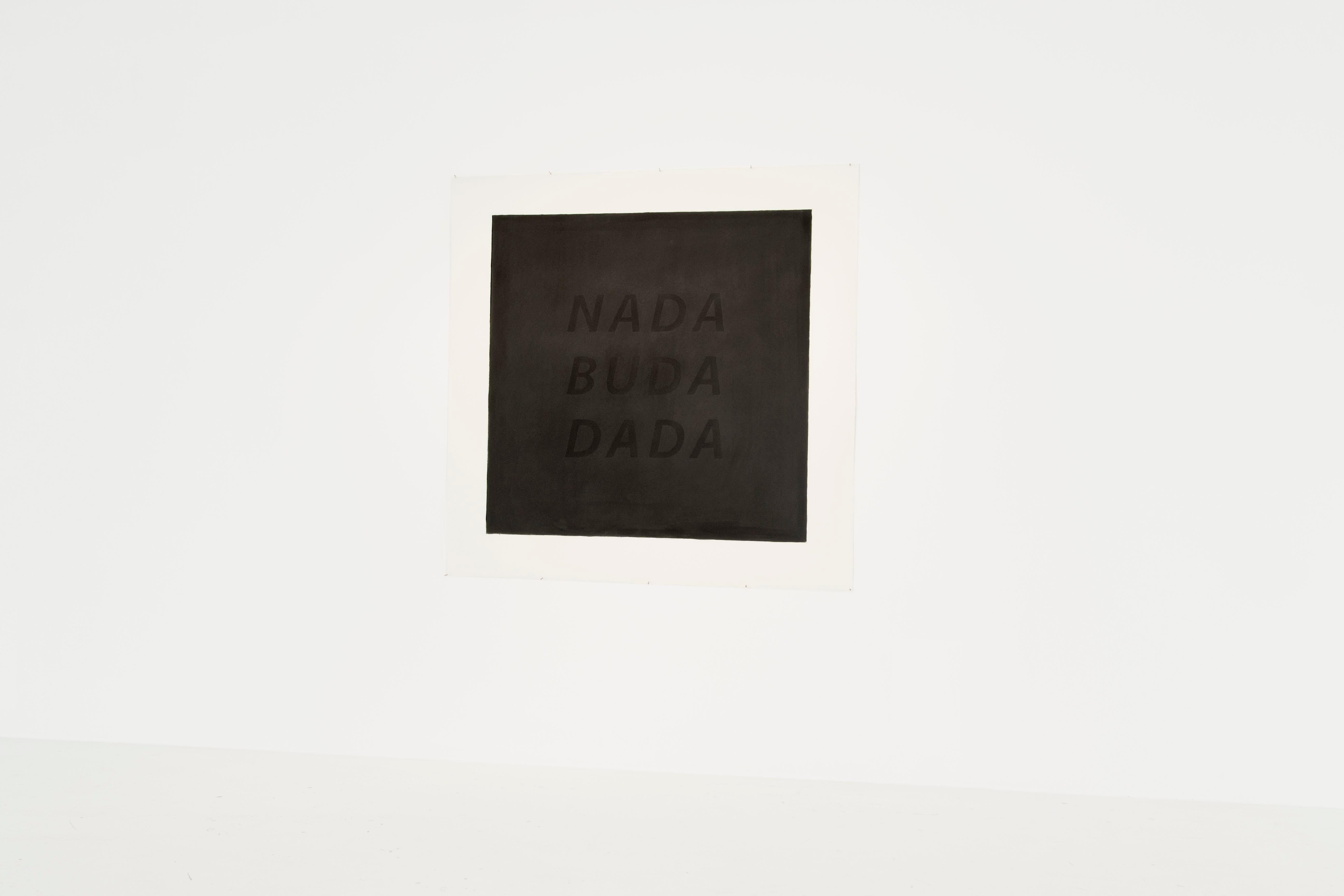 Eugenio Rivas_Nada Buda Dada